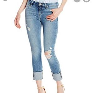 Joe's Cuffed Crop Jeans
